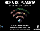 Campo Grande adere ao movimento global 'Hora do Planeta'