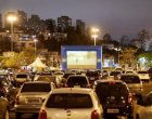Cinema drive-in do Shopping CG terá programação do Cine Sesc