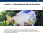 Plano turístico de Corumbá é destaque na Fish TV