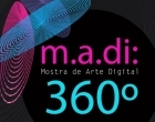 Mostra de Arte Digital 360º acontece totalmente virtual